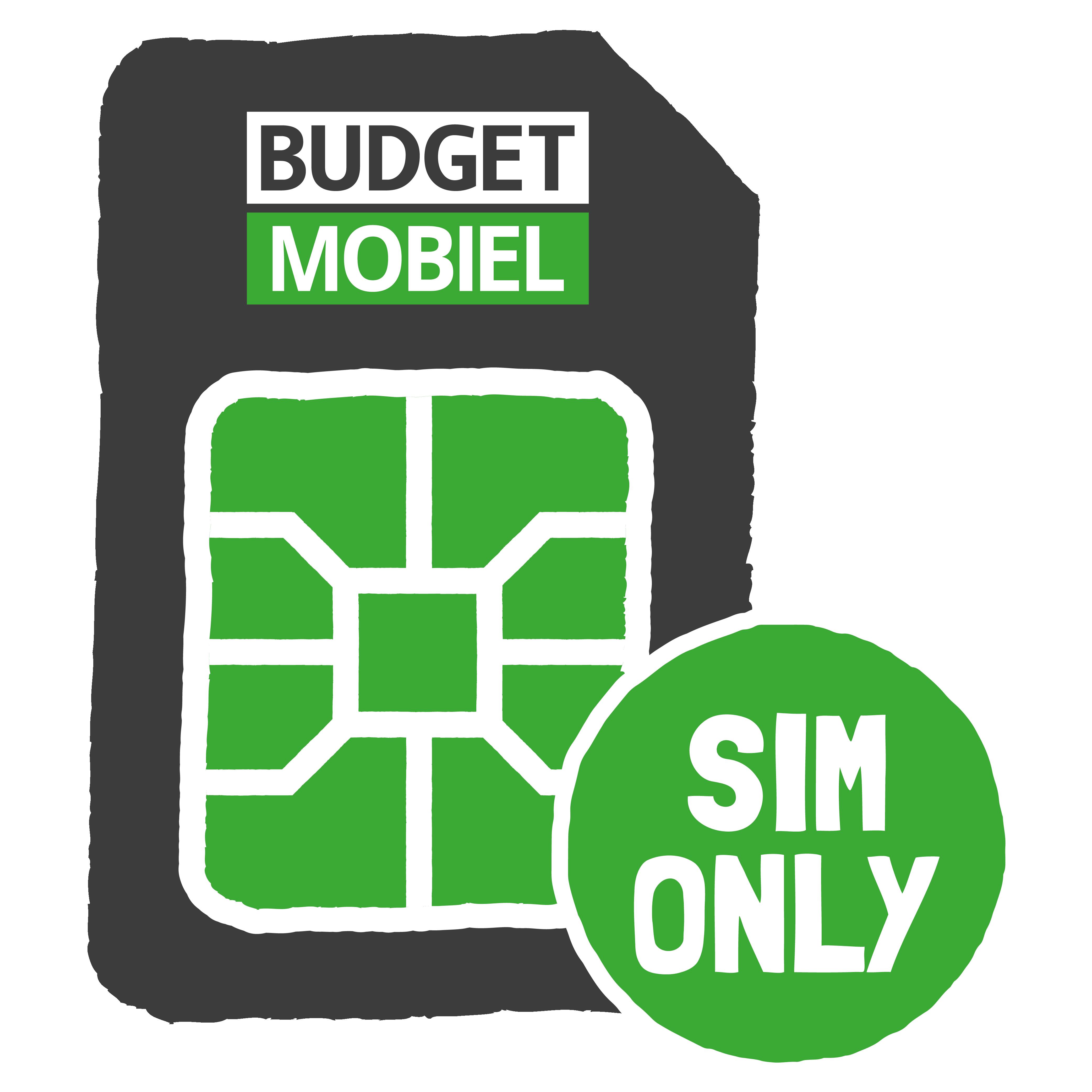 Budget Mobiel Onbeperkt. Onbeperkt bellen, sms en én data voor slechts 20, per maand.