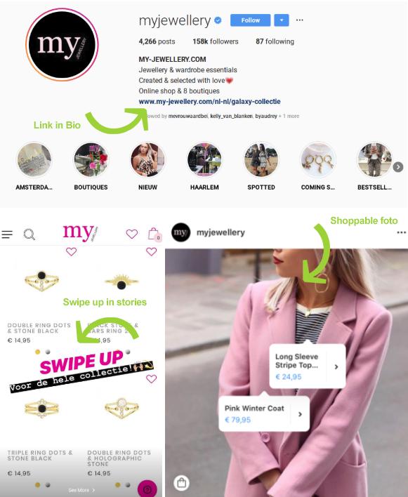 Daisycon Blog omzet uit Instagram 2