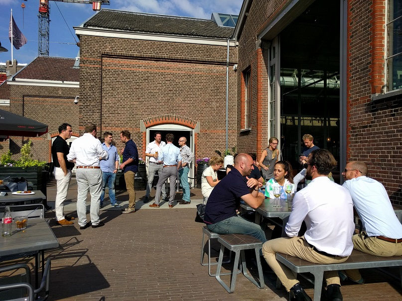 Booming Daisycon Event Netwerkborrel