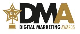 Logo DMA awards 2015