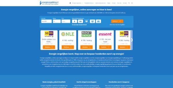 energievergelijking